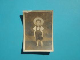 民国时期 儿童老照片 小男孩老相片 珍贵影像资料