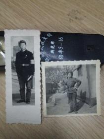 一个文革盲从者和女兵老照片