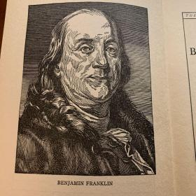富兰克林自传Autobiography of Benjamin Franklin