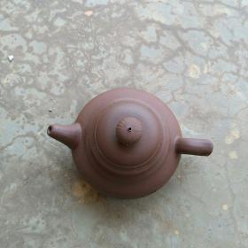八九十年代纯手工制紫砂壶