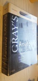 【英文原版】GRAY'S Anatomy for Students 学生版 格雷氏解剖学 第二版 第2版 特重件请协商邮费