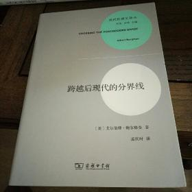 现代性研究译丛:  跨越后现代的分界线