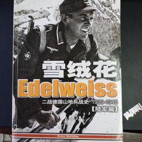 雪绒花-二战德国山地兵战史1939-1945(闪电战增刊)