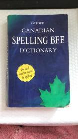 Oxford Canadian Spelling Bee Dictionary  外文原版