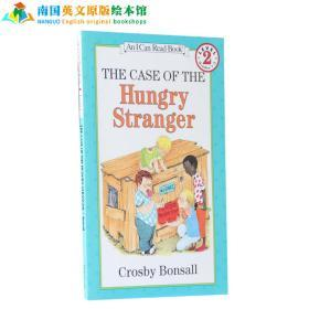 The Case of the Hungry Stranger (I Can Read, Level 2)饥肠辘辘的陌生人事件