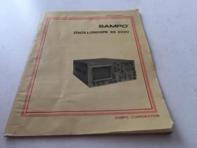 SAMPO  OSCILLOSCOPE SS 2020【32页】