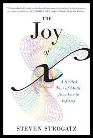 The Joy of X 英文原版 X的奇幻之旅