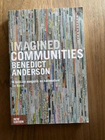 Imagined Communities:Reflections on the Origin and Spread of Nationalism, Revised Edition