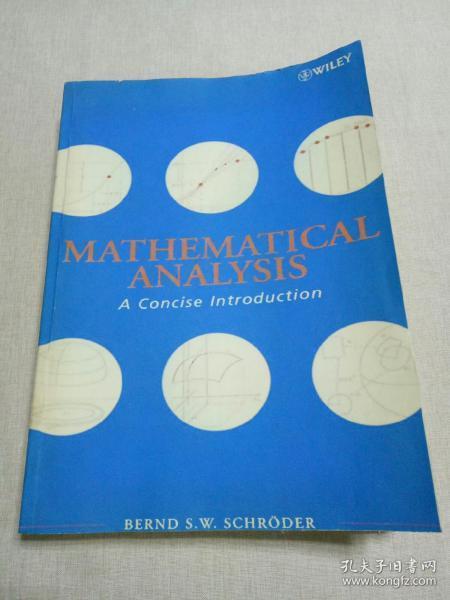 MathematicalAnalysis:AConciseIntroduction