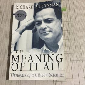Meaning of It All:Thoughts of a Citizen Scientist (Helix Books)