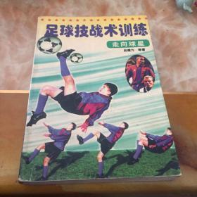足球技战术训练 走向球星