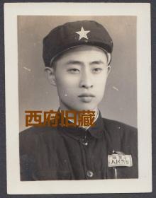 【成都市人民警察】1956年之前的警察着装,精度很高的老照片