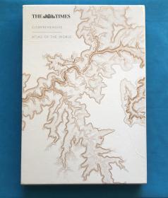 (2018年 最新版)The Times Comprehensive Atlas of the World (Times World Atlas)(泰晤士世界历史综合地图集) 4开 精装 有函套 铜版彩印 重6公斤
