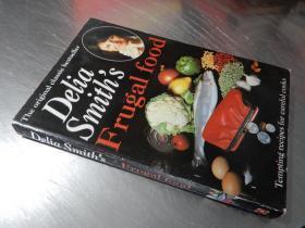 Frugal Food【大32开 英文原版】(节俭的食物)