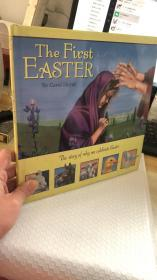 THE FICST EASTER BY CAROL HEYER  外文原版 正版现货
