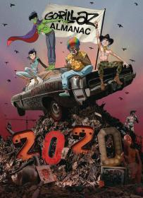 Gorillaz Almanac 大猩猩年鉴  43厘米大开本