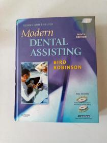 【外文原版】 Modern DENTAL ASSISTING  现代牙科辅助