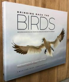 (43A)Bringing Back the Birds: Exploring Migration and Preserving Birdscapes Throughout the Americas 精装
