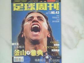 足球周刊2002年NO.43