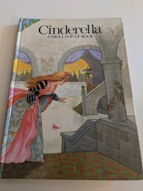 原版立体书cinderella(pop up)