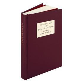 预售牛津莎士比亚:凯撒大帝folio豪华版The Oxford Shakespeare: Julius Caesar folio deluxe