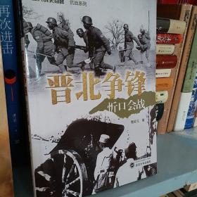 晋北争锋:忻口会战