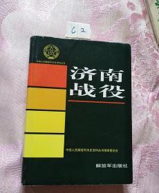 中国人民解放军历史资料丛书:济南战役