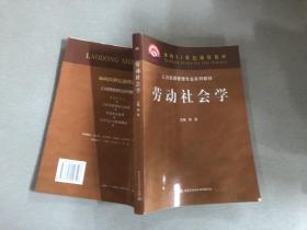 人力资源管理专业系列教材:劳动社会学