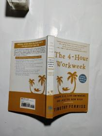 【英文书】The 4-Hour Workweek:Escape 9-5, Live Anywhere, and Join the New Rich