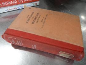 New Russian-English And English-Russian Dictionary ( 民国版 32开精装)新俄英英俄词典