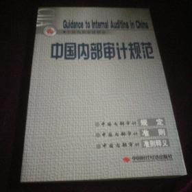 中国内部审计规范