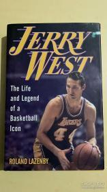 JERRY WEST:The Life and Legend