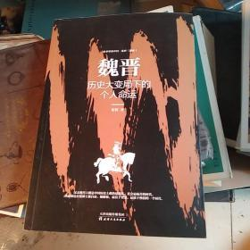 乱世三部曲·故事里的中国 魏晋 历史大变局下的个人命运