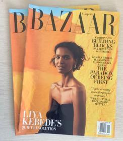 HARPER`S BAZAAR 美国版芭莎2020年11月 英文时尚女士服装杂志