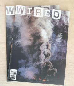 WIRED 连线 2020年11月 英文科技杂志 美国版