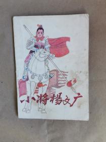 绝版评书古代小将系列丛书之《小将杨文广》(全一册,包正版)