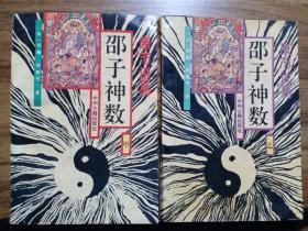邵子神数(甲、乙) 【1版1印 仅3000册】