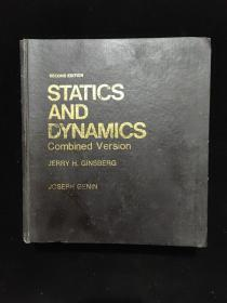 SECOND EDITION STATICS AND DYNAMICS Combined Version