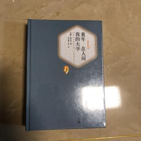 名著名译丛书:童年·在人间·我的大学