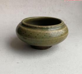 越窑老水盂-157464