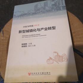 中原争鸣集(2013)-新型城镇化与产业转型