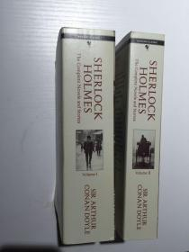 Sherlock Holmes:The Complete Novels and Stories Volume 【1、2两册合售】