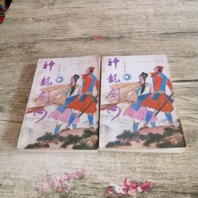 神龙剑女(高低册)