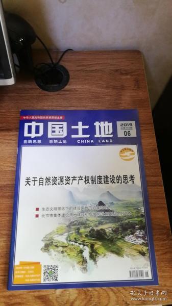 中国土地 2019年6期