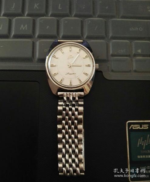 机械表收藏:苏州牌手表 (走时!)