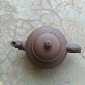 八十年代库存紫砂壶1