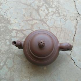 上世纪八十年代库存紫砂壶3