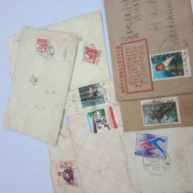 一堆邮票通打