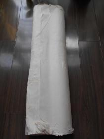 老纸头【90年代,四尺宣纸,88张(其中13张有水迹斑)】