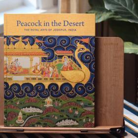 Peacock in the Desert: The Royal Arts of Jodhpur, India 沙漠中的孔雀 印度焦特布尔王国的皇家艺术
